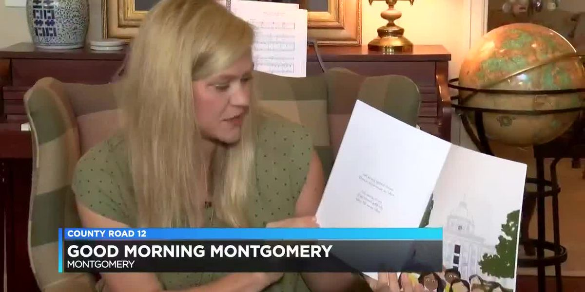 Montgomery teacher writes first book, 'Good Morning Montgomery'