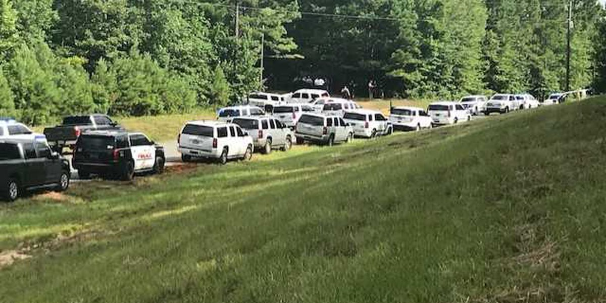 Standoff ends in Tuscaloosa County, man taken to hospital with self-inflicted gun shot wound