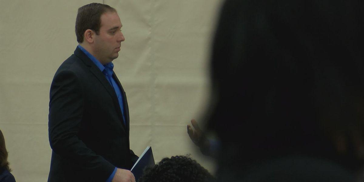 Veteran finds hope at VA event