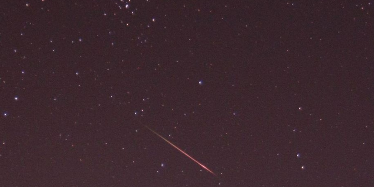 Chance to see fireballs this week as two meteor showers peak