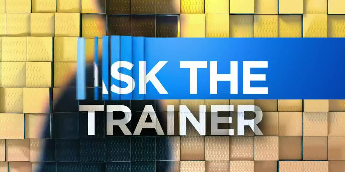 Trainer David Ford answers fitness questions