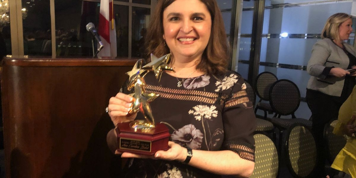Immigrant named Alabama teacher of the year
