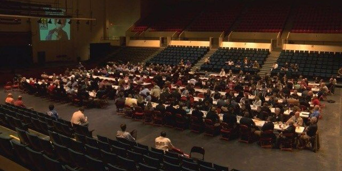 Law enforcement, schools learn about juvenile homicides in annual conference