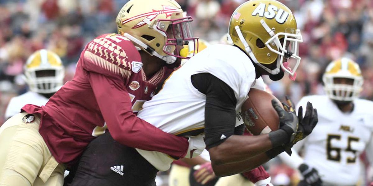5-game road trip ends with loss at Florida State for Hornets