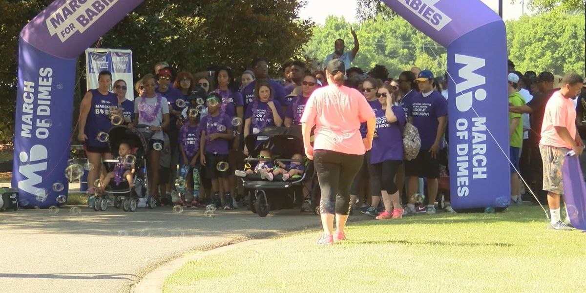 Huge turnout for March for Babies