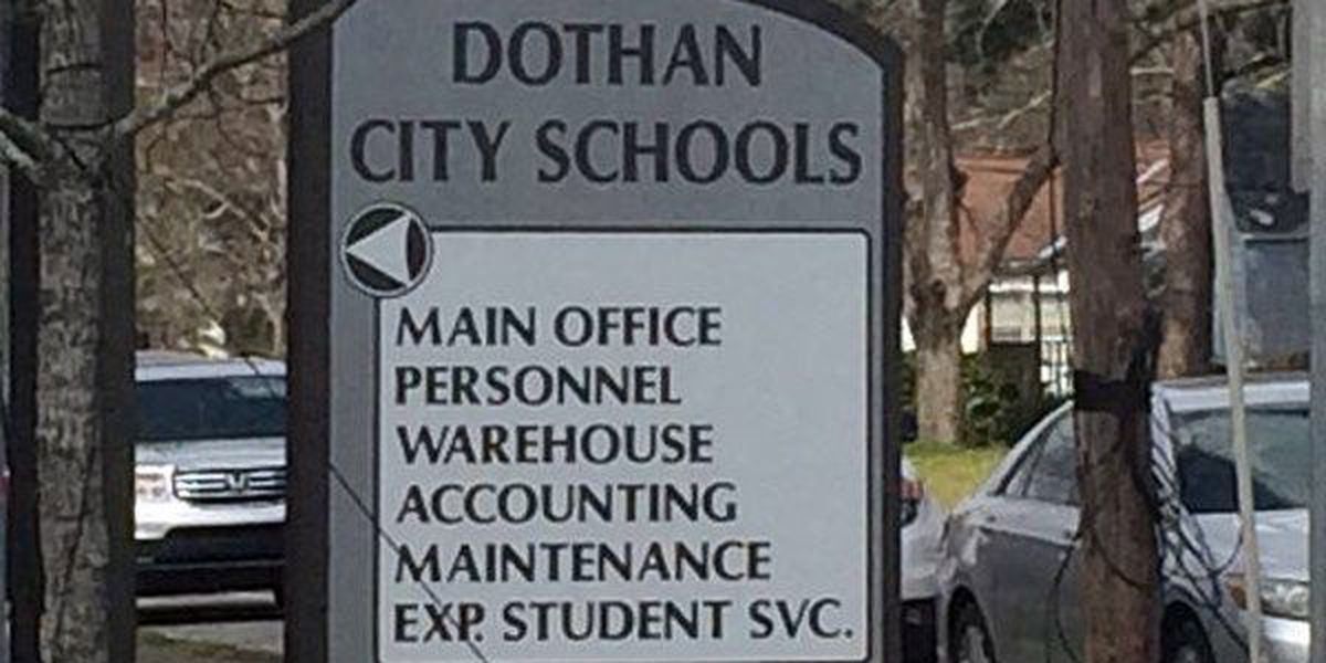 Dothan City Schools get C on state report card, superintendent gives system A