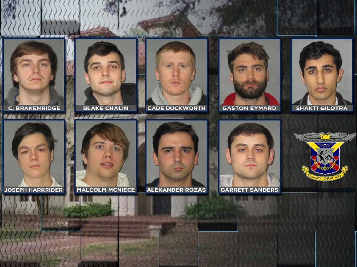 Arrest reports claim LSU pledges were beaten, urinated on in hazing rituals