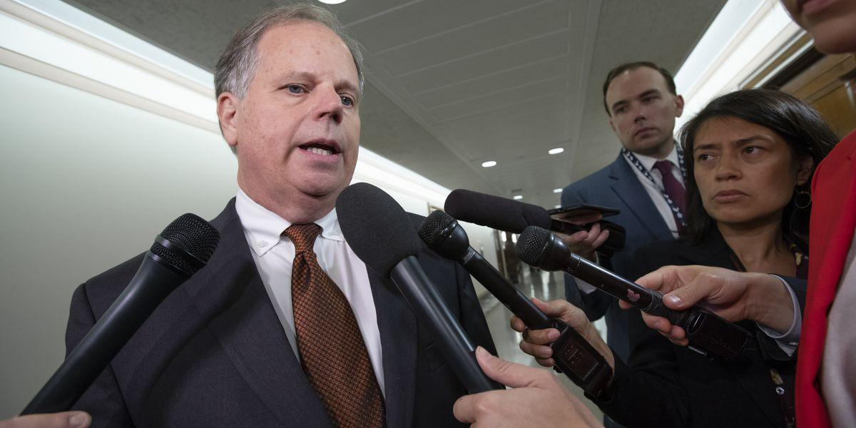 "New York Times: group used ""Russian Tactics"" in Jones/Moore Senate race"