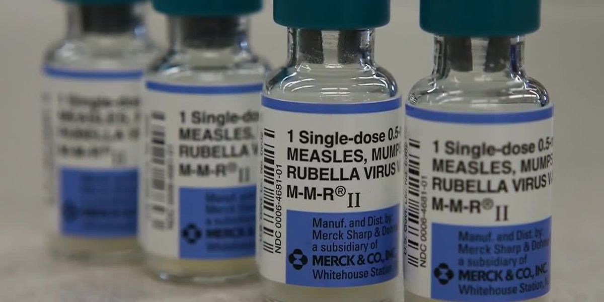 Why measles can be tricky to initially diagnose