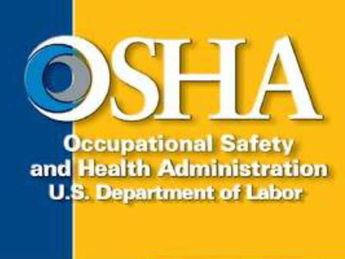 OSHA fines AL steel company for risks including amputations, falls