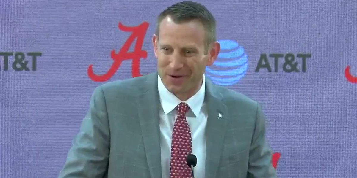 VIDEO: Nate Oats introduced as new UA men's basketball coach