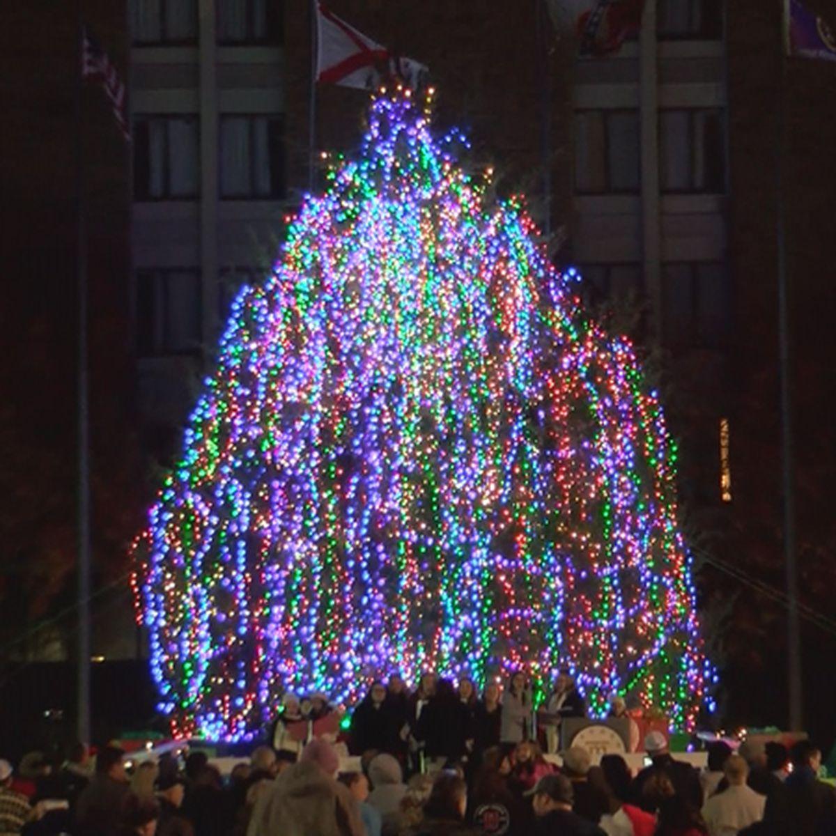 2019 Christmas events around Alabama