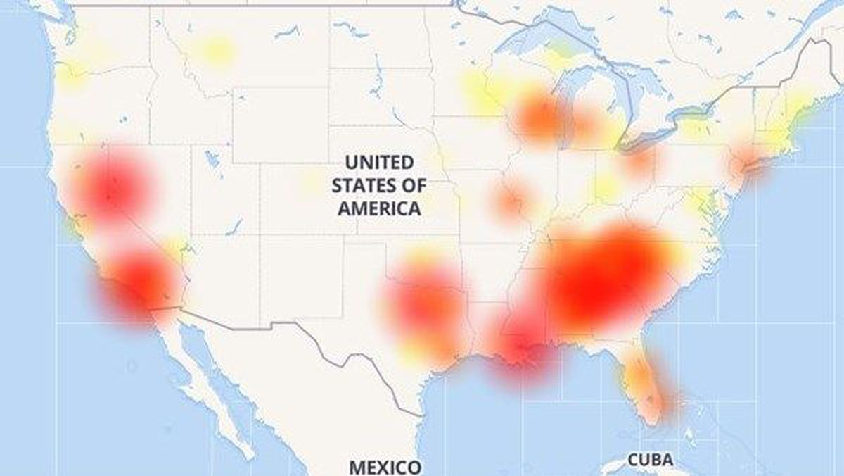 Gas Prices In Louisiana >> Charter-Spectrum experiencing outages across southeast