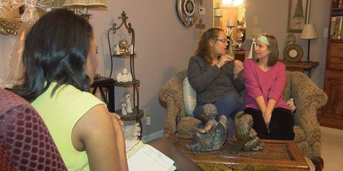 AL mother prepares to donate kidney to deaf daughter with autism