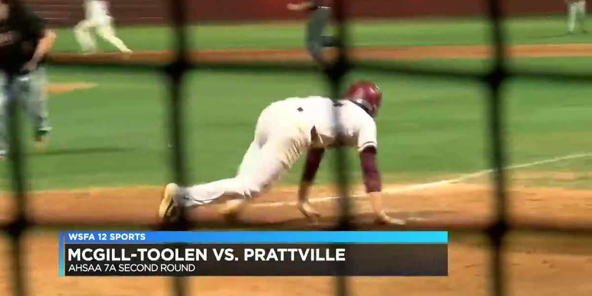 Prattville falls to McGill-Toolen in 7A baseball playoffs