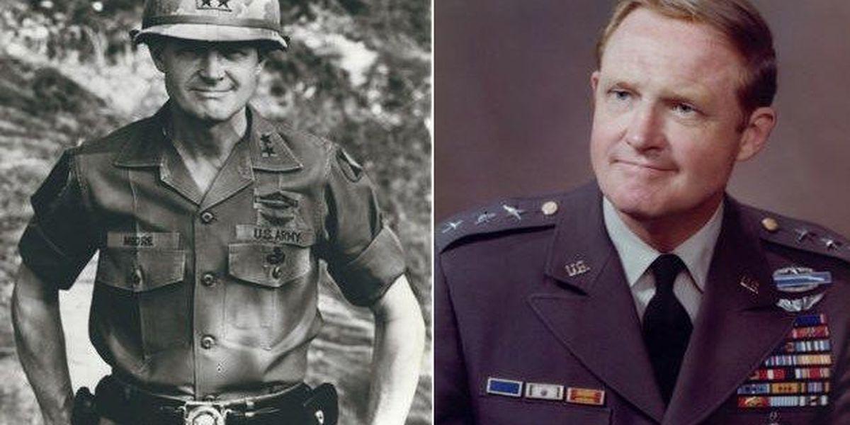 Famed Vietnam veteran Hal Moore dies in Auburn at age 94