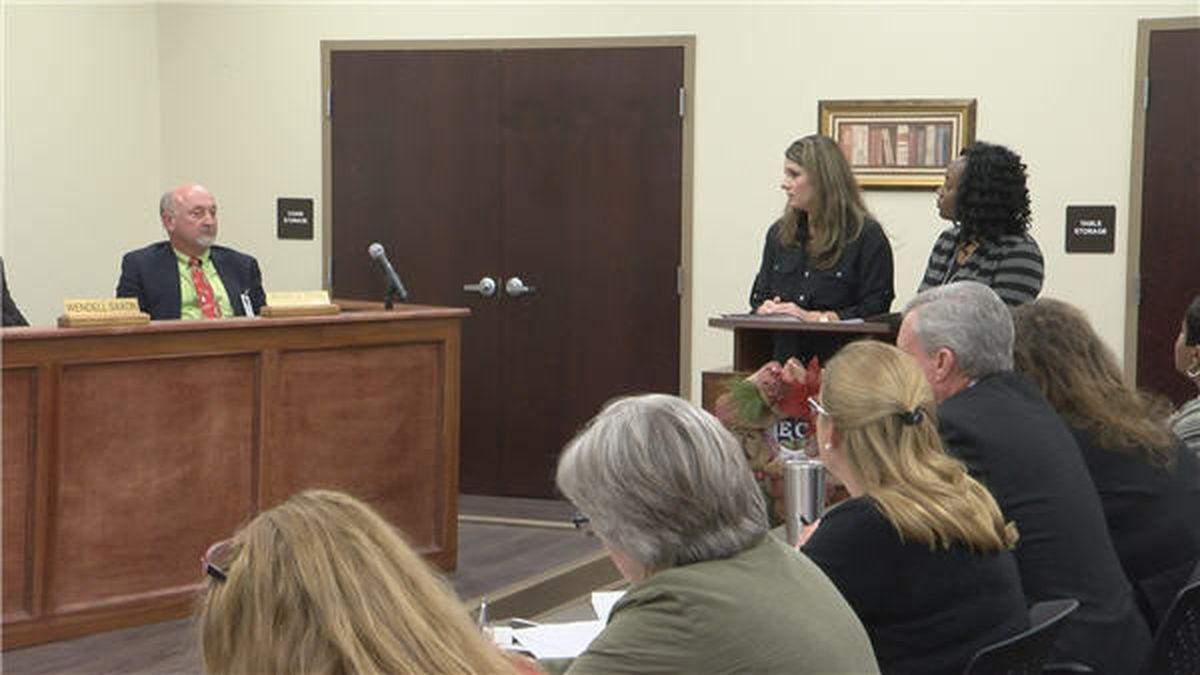 No motion made on grievance submitted to Elmore Co. School Board
