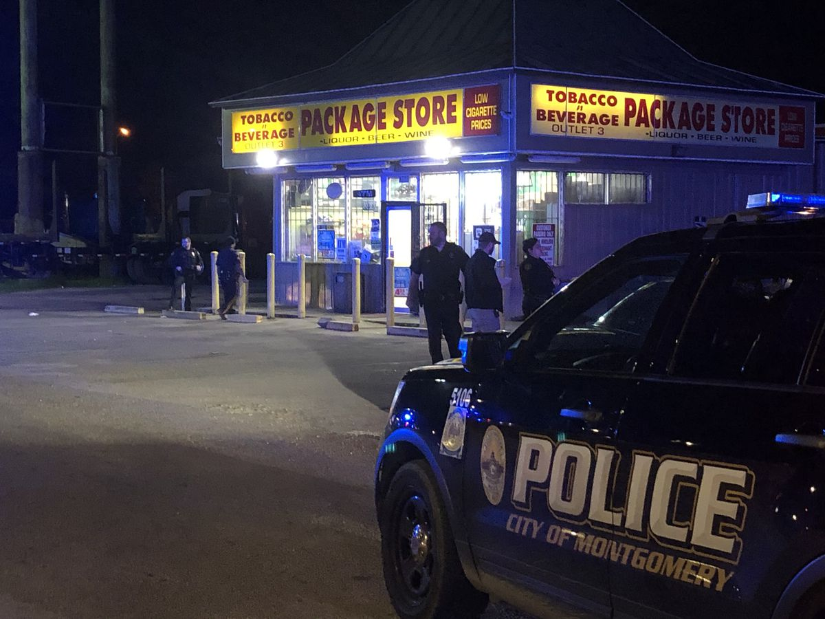 Man taken to hospital after Friday night shooting