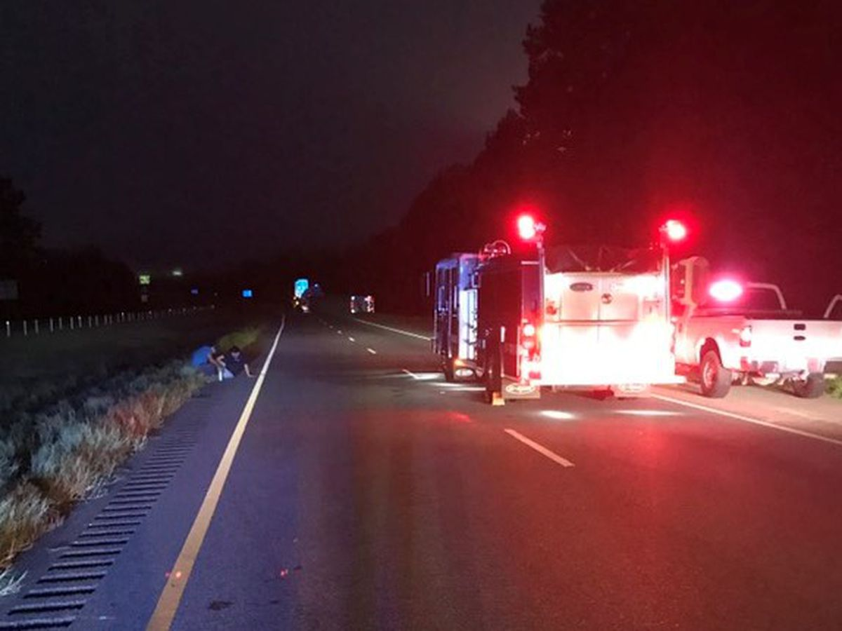 I-65 near Greenville reopens after crash with hazardous materials
