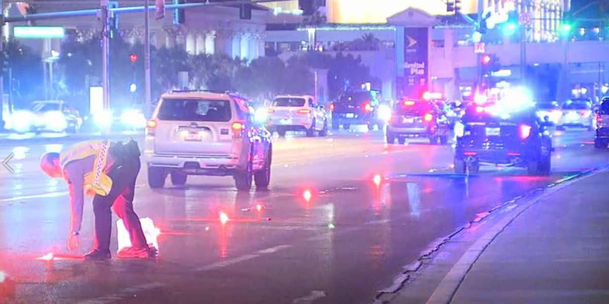 Suspect dies in shootout after trying to rob Bellagio casino in Las Vegas