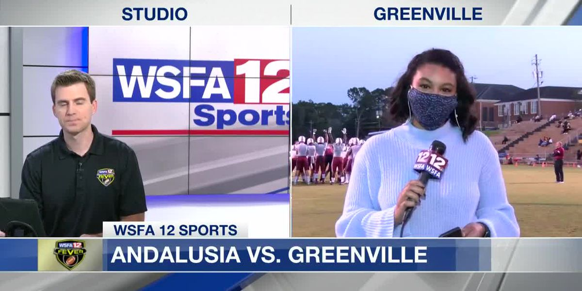 Friday Night Football Fever: Greenville vs. Andalusia preview
