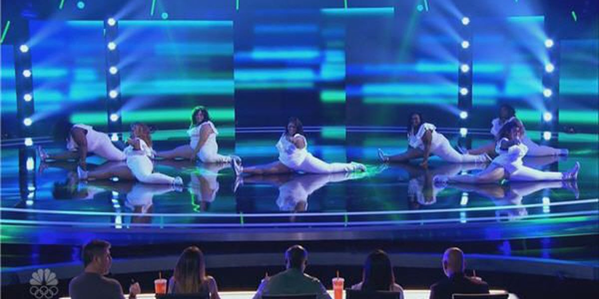 ead1b787a91c0 ASU's Honey Beez eliminated from America's Got Talent