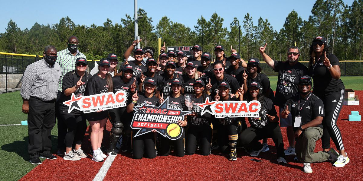 Alabama State wins SWAC softball tournament championship