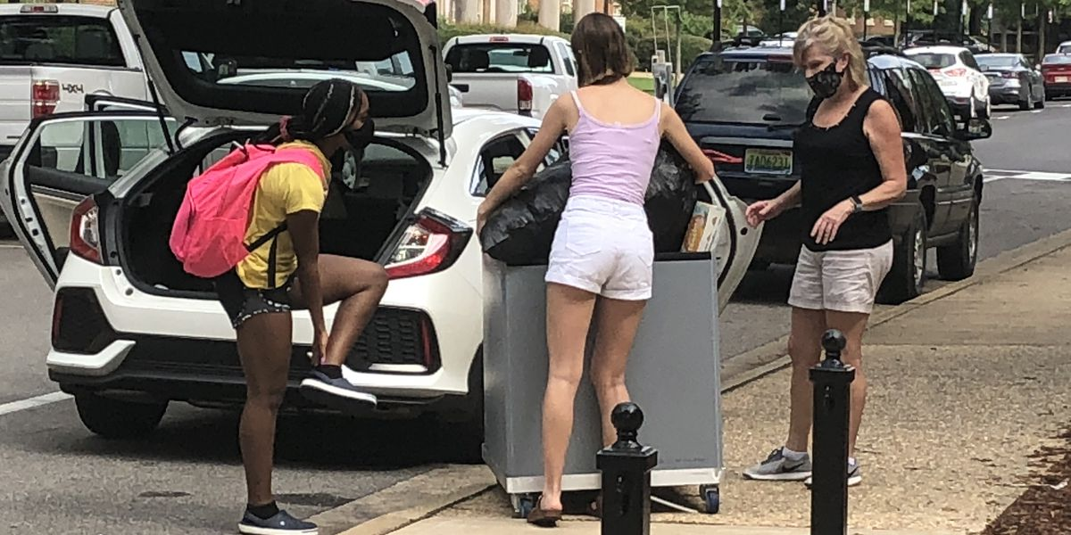UA students moved out of dorm to make room for COVID-19 positive students