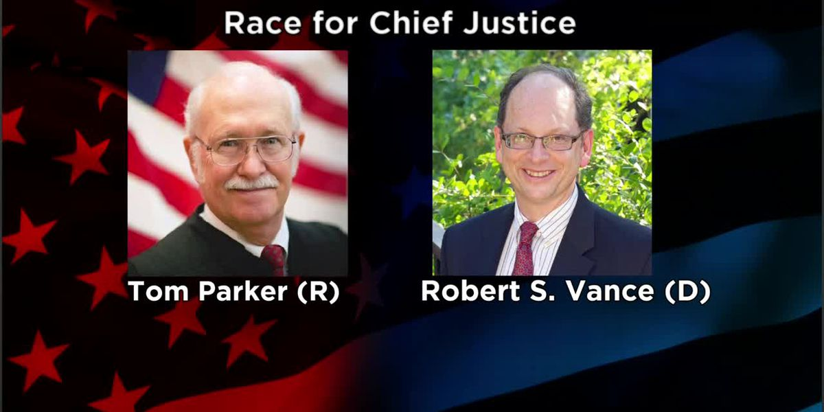 Tom Parker wins Alabama Supreme Court chief justice race