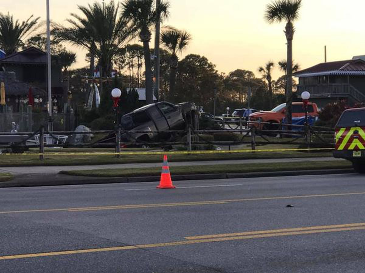 Crash at PCB mini-golf course kills two children