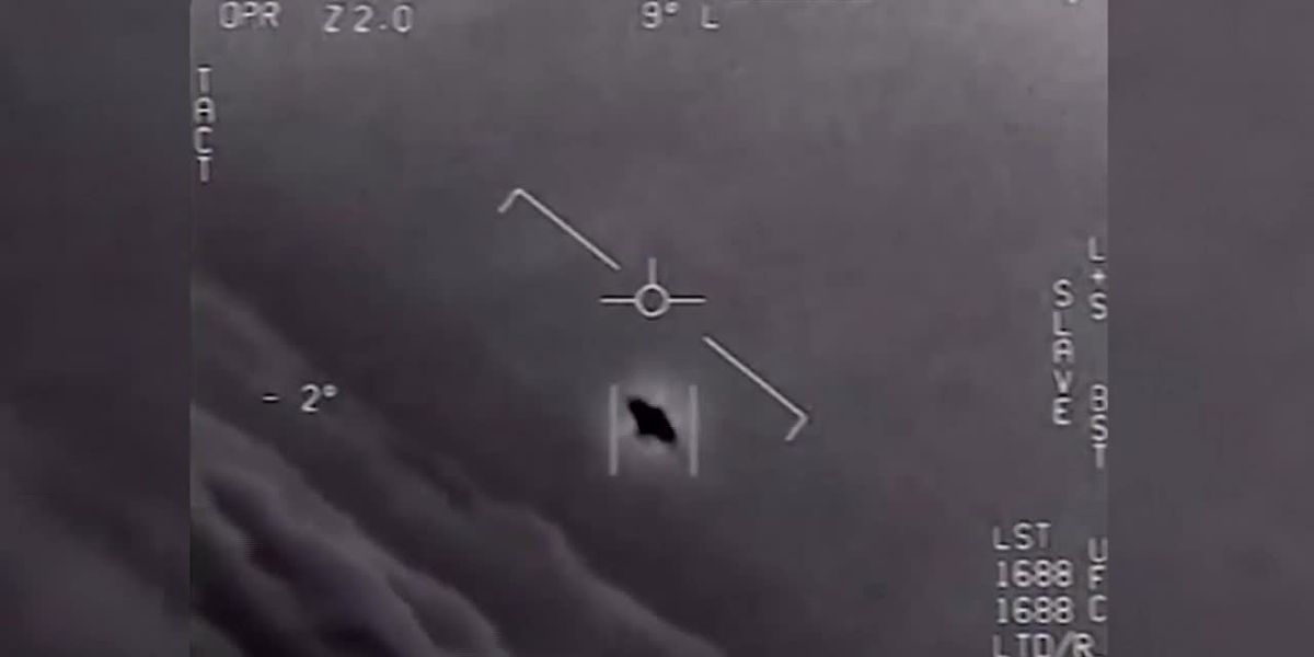 How the Pentagon handles reports of UFO sightings