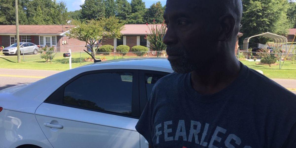 Union Springs man loses lawn care enterprise overnight