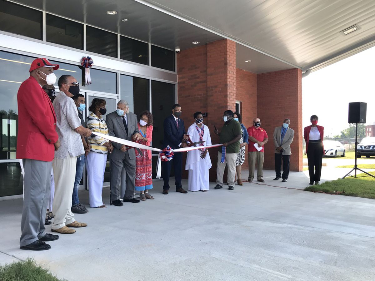 New airport terminal named for an original Tuskegee Airman