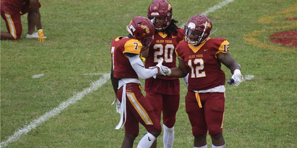 Defense leads way in Tuskegee's conference opener