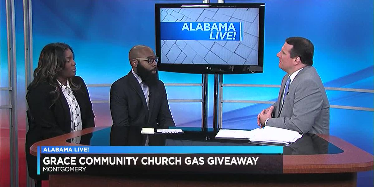 Grace Community Church: Gas Giveaway