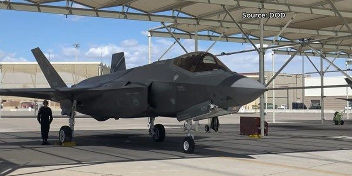 F-35 stealth jet judging panel visits Montgomery ahead of decision