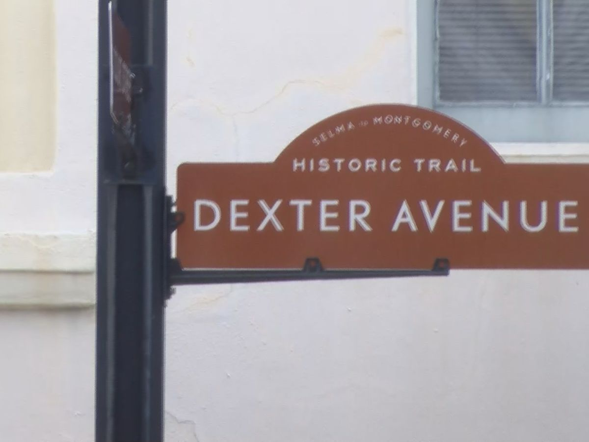 Montgomery receives award for Dexter Avenue revitalization efforts