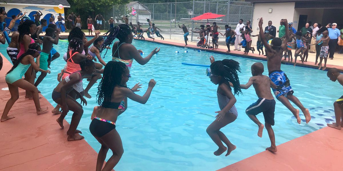 Boys & Girls Club holds grand opening for new pool