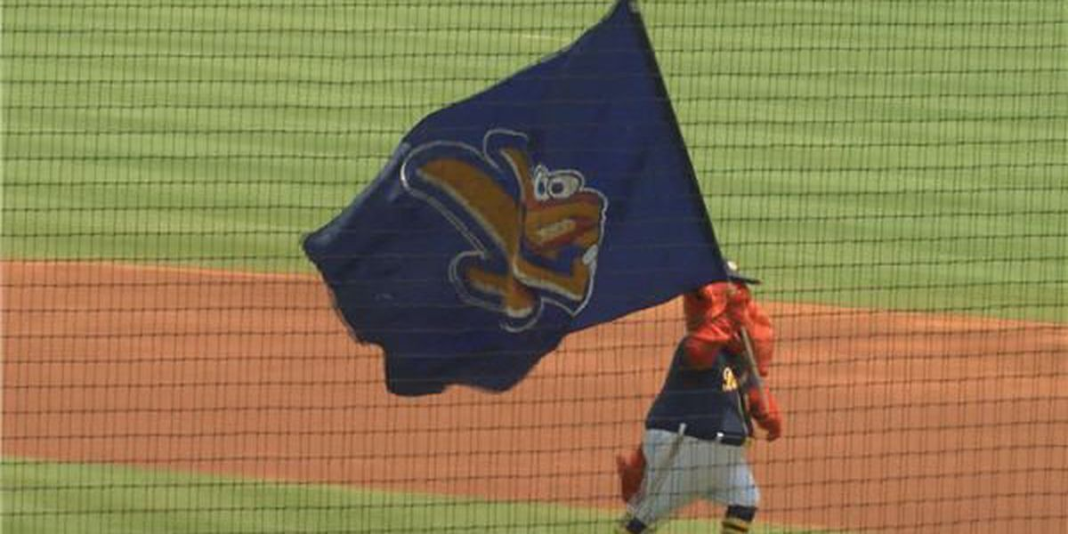Biscuits open second half at RIverwalk against Barons