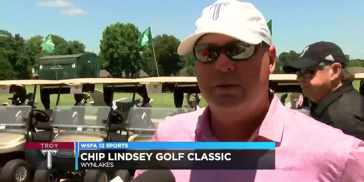 Chip Lindsey Golf Classic held at Wynlakes