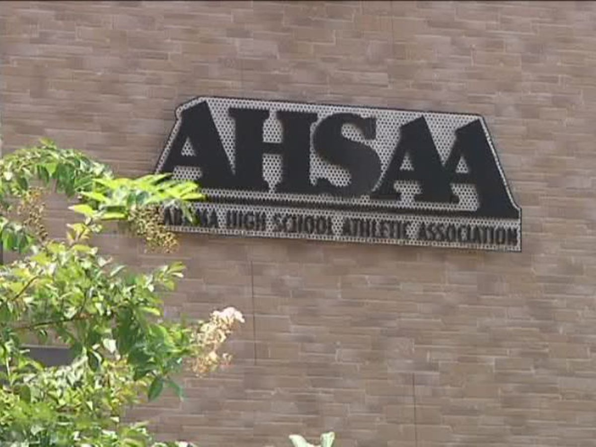AHSAA to shut down athletic events for two and a half weeks