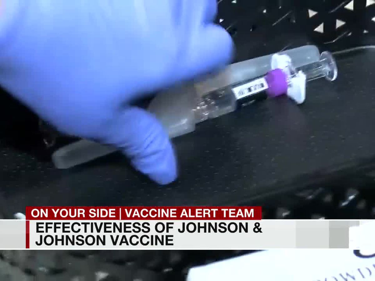 Health officials say you don't need another vaccine if you got Johnson & Johnson