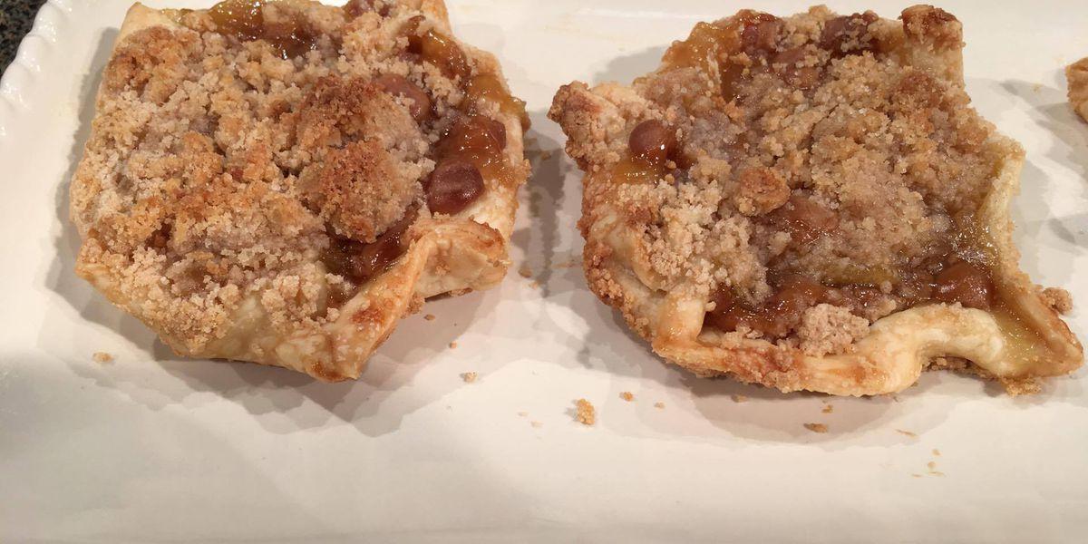 Leslie's Caramel Apple Rustic Tart
