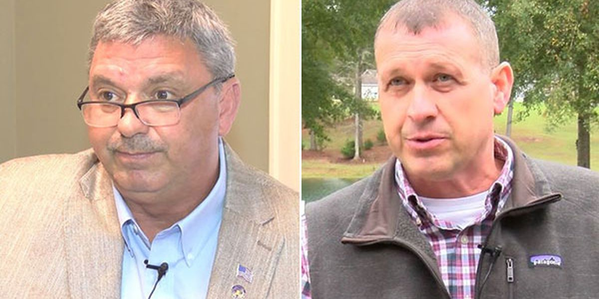 2 men competing to become Crenshaw County sheriff