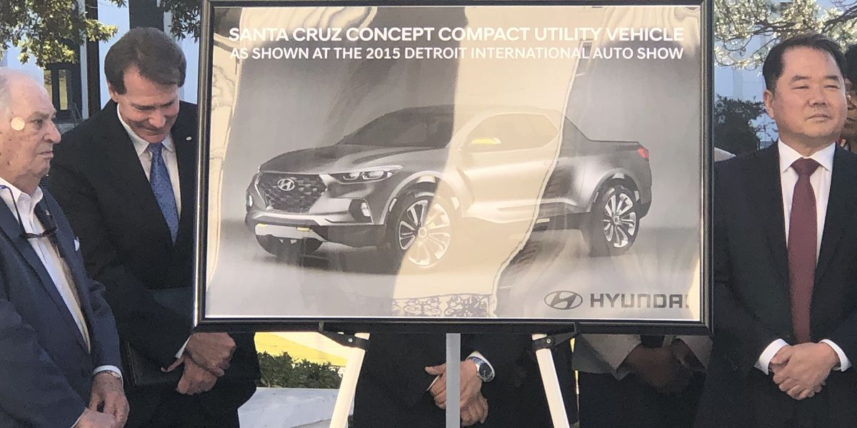 Hyundai's announcement icing on the cake after years of work
