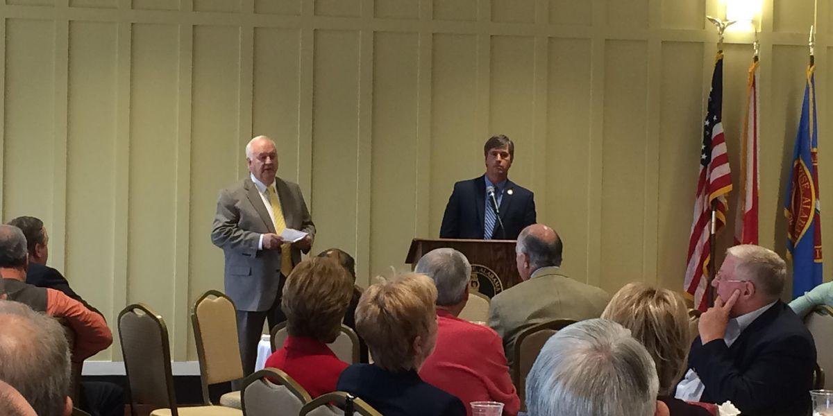 Legislators discuss upcoming session at Enterprise luncheon