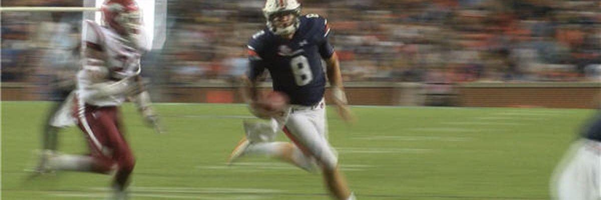Special Teams helps Auburn stay afloat against Arkansas