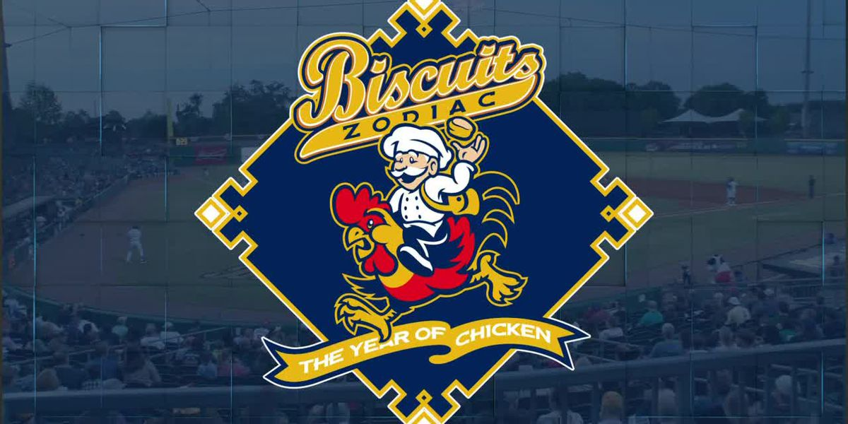 Montgomery Biscuits dub 2020 'Year of the Chicken'