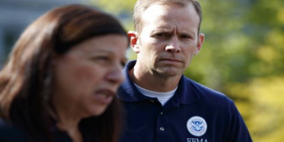 US  emergency-management chief Brock Long to resign