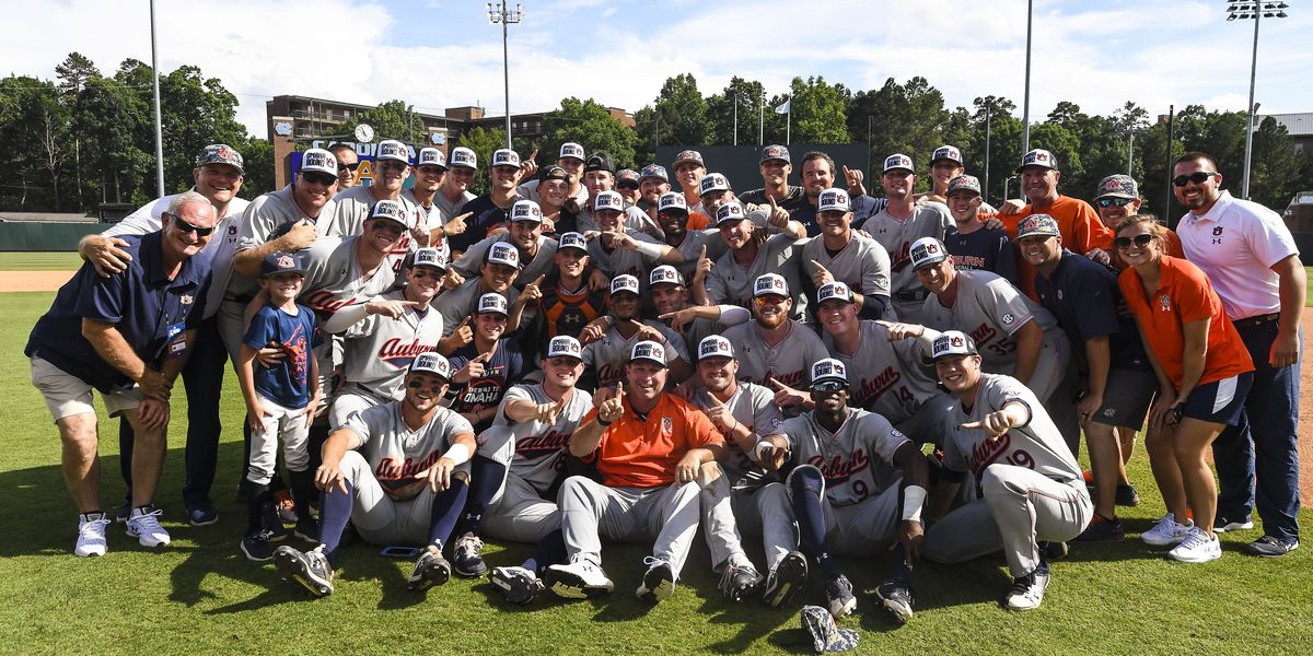 Auburn baseball to open College World Series against Miss. State